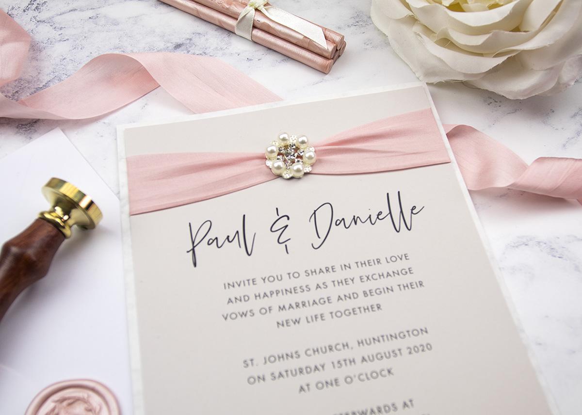 Typography for Wedding Invitations