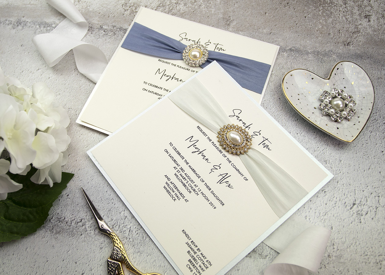 Perfect fonts for wedding stationery