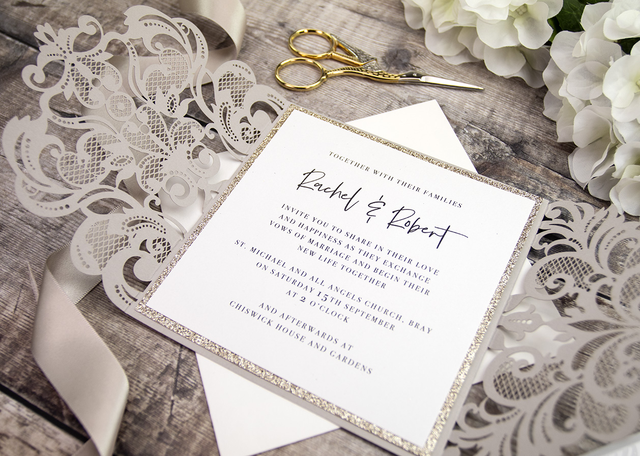 Choosing the best font for your wedding invitations
