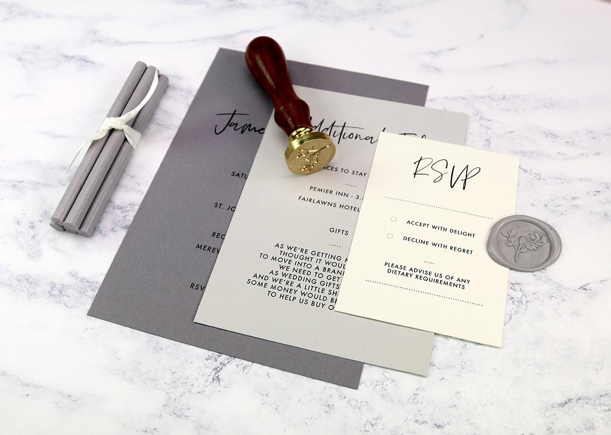 Wedding Stationery for Clients