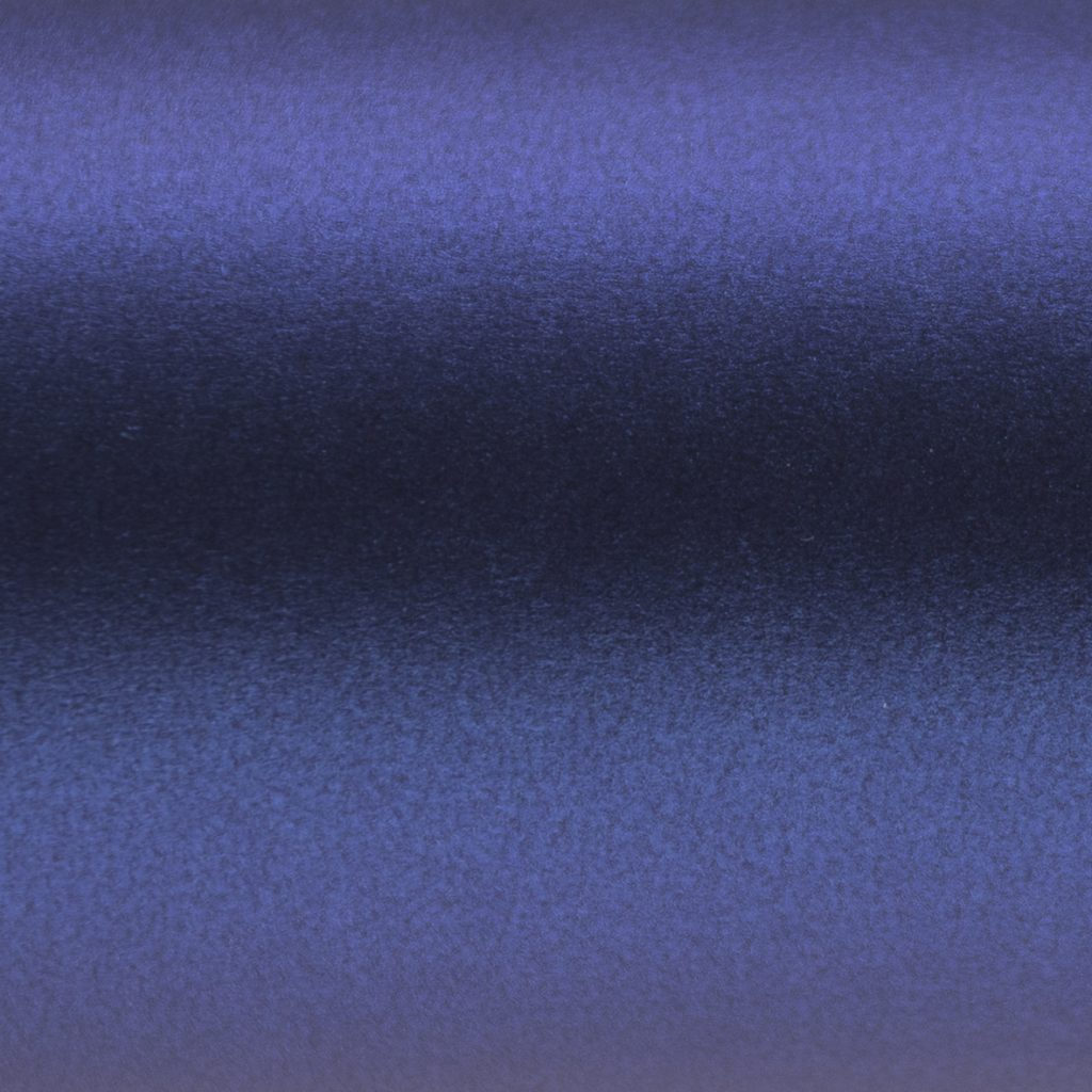 Royal Blue Cosmos Pearlescent A4 Card