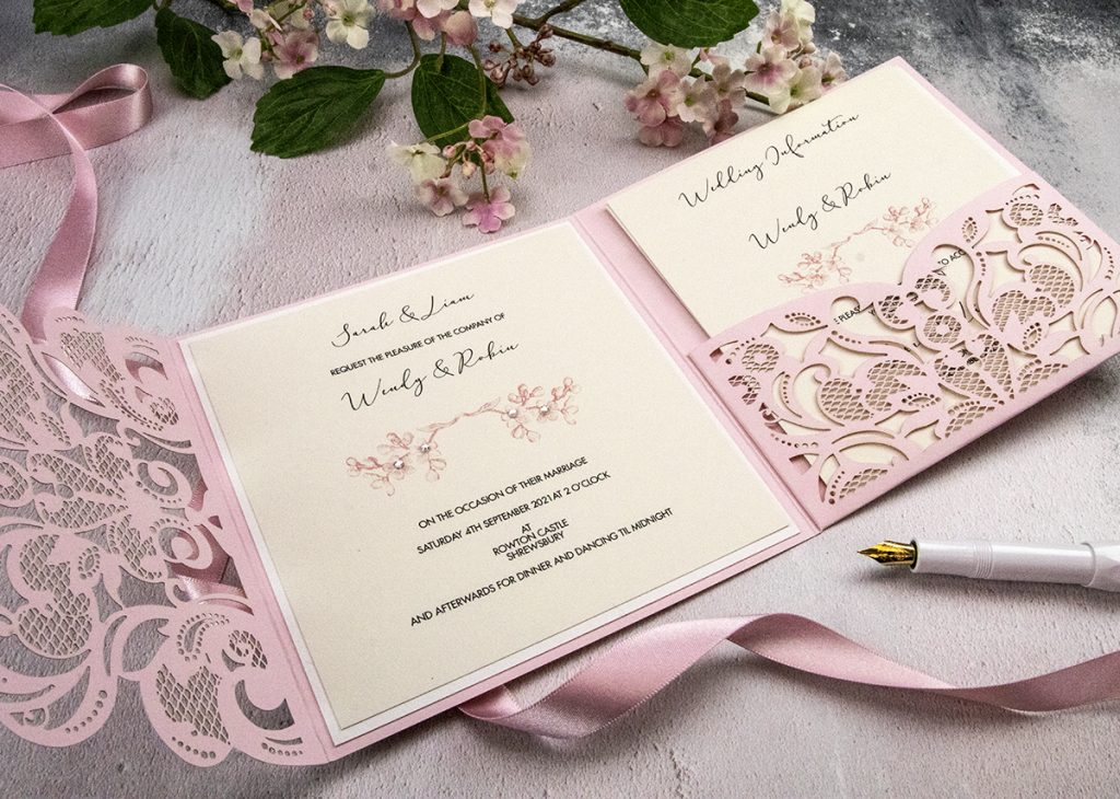 Word Templates for Making you Wedding Invitations.