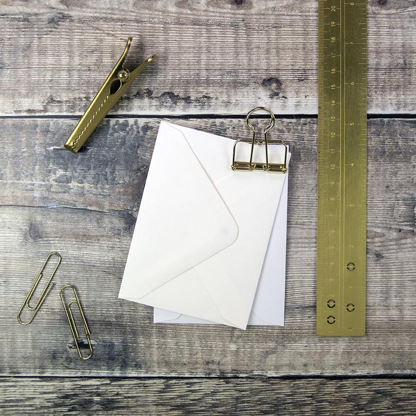 C7 RSVP Card Envelope