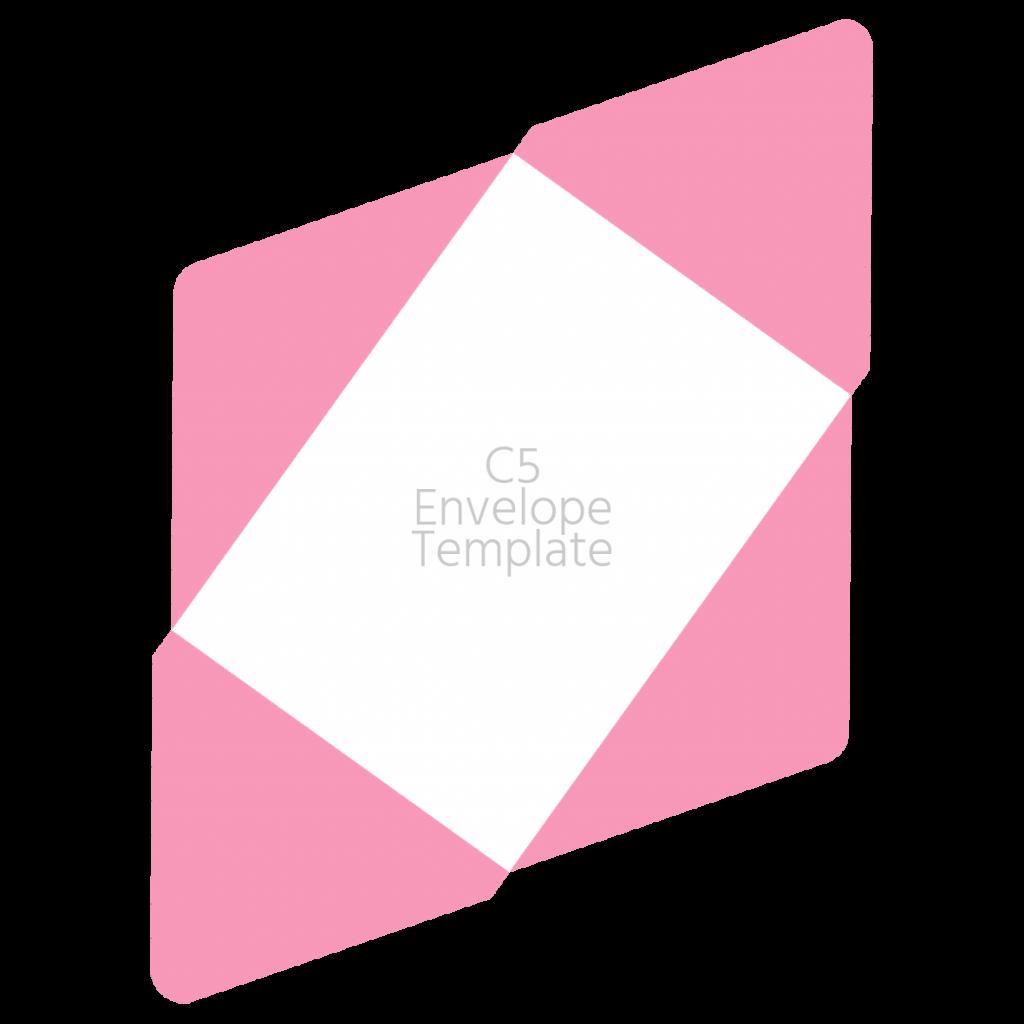 C5 envelope template
